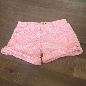 ✨Final Price Drop✨Ella Moss Railroad Stripe Shorts